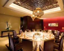 武昌中南路餐厅装修案例