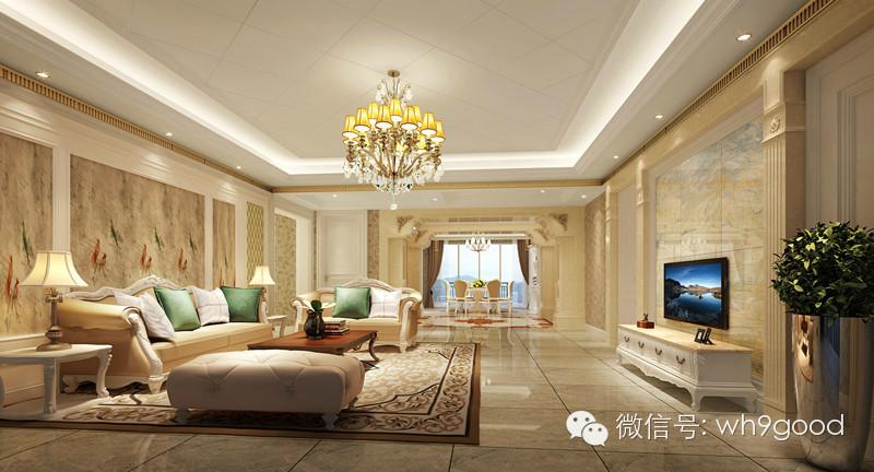 武汉万达公馆精装房装修改造