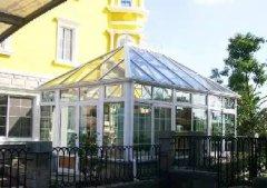 别墅装修之阳光房让你享受私人日光浴